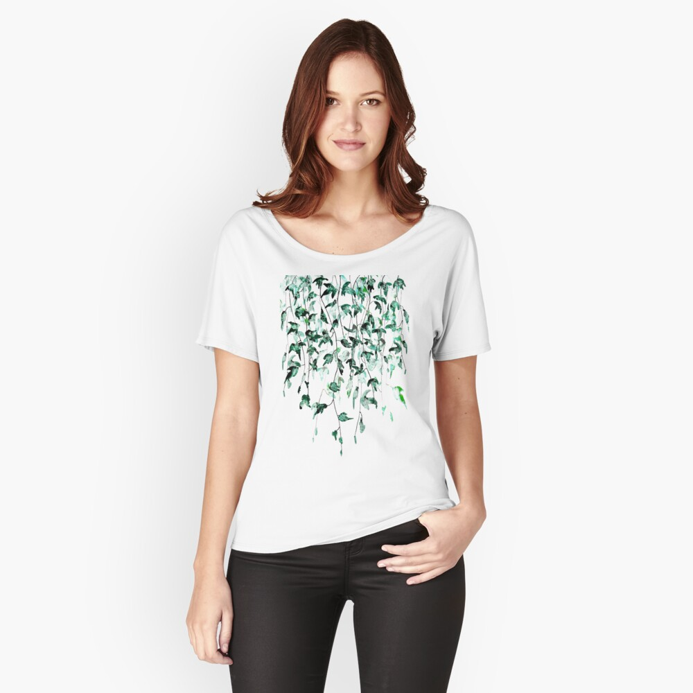 Ivy on the wall  Relaxed Fit T-Shirt