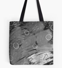 80s infused all washed out Tote Bag