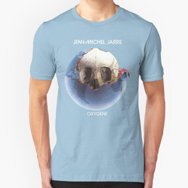 Jean Michel Jarre - Oxygene Slim Fit T-Shirt