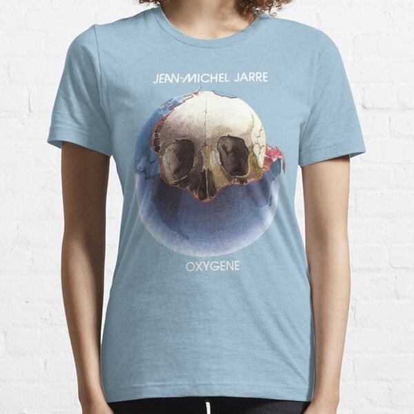 Jean Michel Jarre - Oxygene Essential T-Shirt