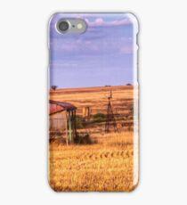On the farm iPhone Case/Skin