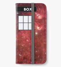 Through Time and Space iPhone Wallet/Case/Skin