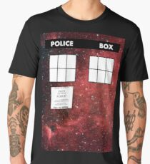 Through Time and Space Men's Premium T-Shirt