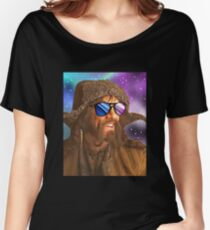 Party Under The Mountain Women's Relaxed Fit T-Shirt