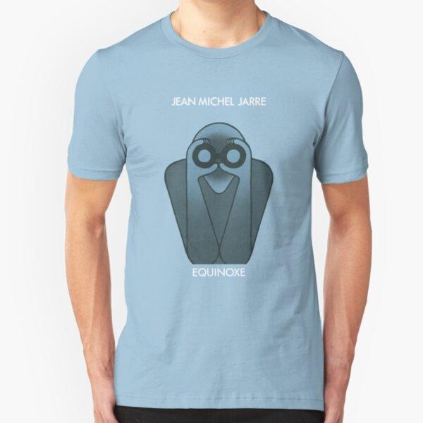 Jean Michel Jarre - Equinoxe Slim Fit T-Shirt