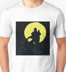 The 8 bit Wolf brigade T-Shirt