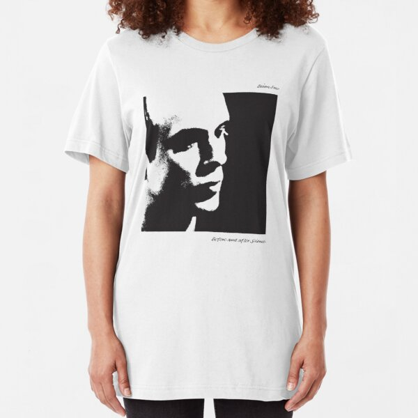 Brian Eno - Before and After Science Slim Fit T-Shirt