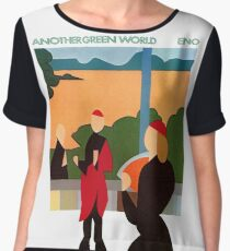 Brian Eno - Another Green World Chiffon Top