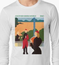 Brian Eno - Another Green World Long Sleeve T-Shirt