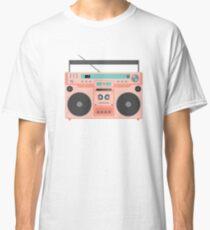 Retro Blaster Classic T-Shirt