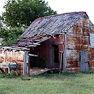This Old Barn by Glenna Walker