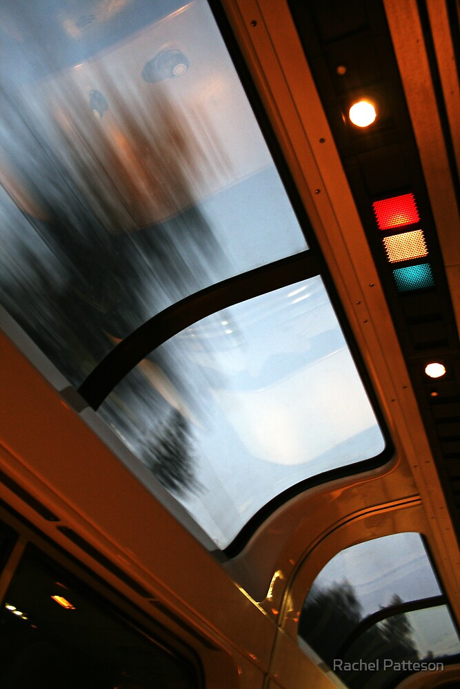 The Train Ride by Rachel Patteson