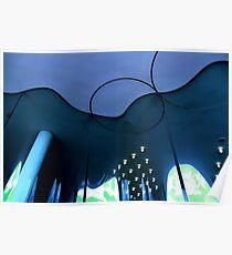 Elbphilharmonie inside...Hamburg Poster