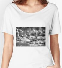 The clouds roll in Women's Relaxed Fit T-Shirt