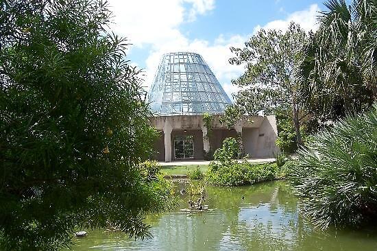 San Antonio Botanical Gardens, Texas, usa by chord0