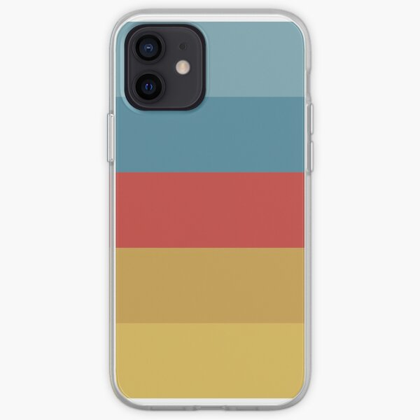 Wes Anderson Palette (The Life Aquatic with Steve Zissou) iPhone Soft Case