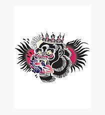 Conor McGregor Tattoo Photographic Print
