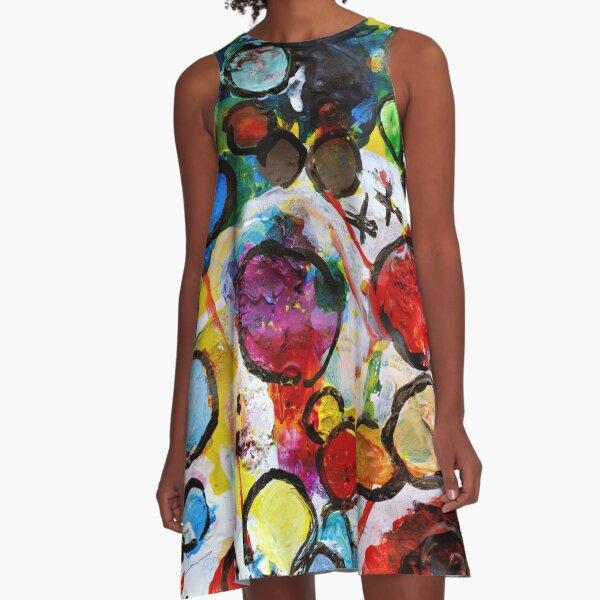 Set Me Free  A-Line Dress