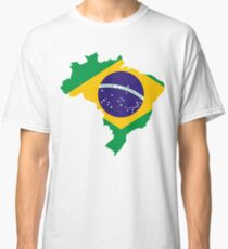 Brazil is Happening Classic T-Shirt