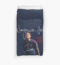 Neymar Jr PSG Duvet Cover