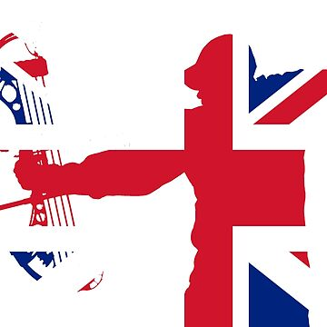 Union Jack Bow Hunter (UK) by cstronner