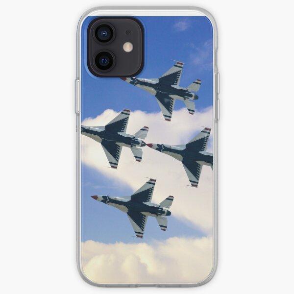 USAF Thunderbirds iPhone Soft Case