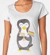 Proud as a Penguin Women's Premium T-Shirt
