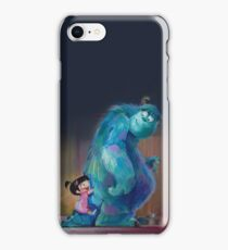 Boo! iPhone Case/Skin