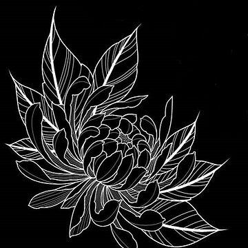 chrysanthiumisim by fllannink