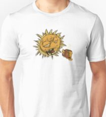 Good Morning, Sunshine Slim Fit T-Shirt