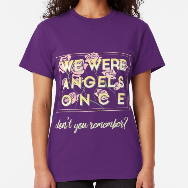 We Were Angels Once - The Great Comet Design Classic T-Shirt