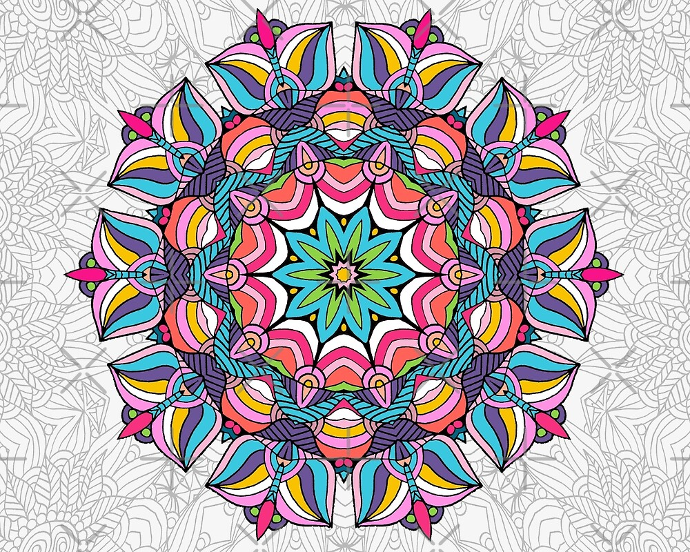 Art Love Passion - Mandala by artlovepassion