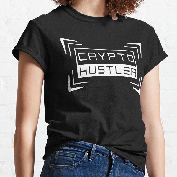 Crypto Hustler Classic T-Shirt