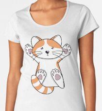 This kitty needs some love Women's Premium T-Shirt