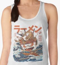 The Great Ramen off Kanagawa Women's Tank Top