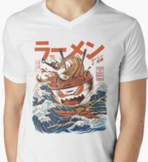 The Great Ramen off Kanagawa T-Shirt