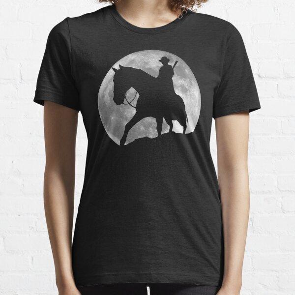 Redemption Rides At Night  Essential T-Shirt