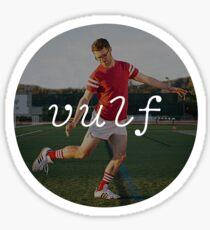 Vulfoot Sticker