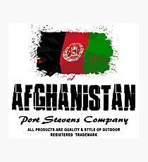 Afghanistan Photographic Print