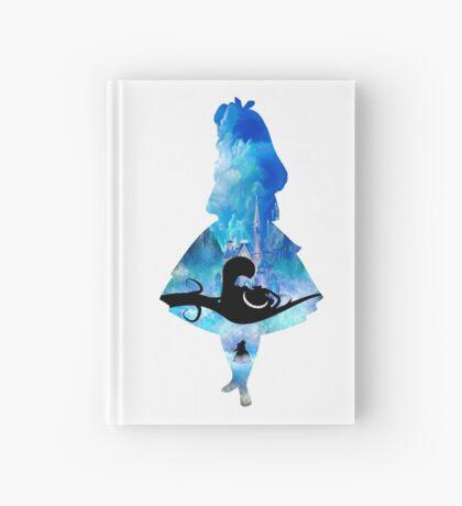 Bienvenidos a Wonderland Cuaderno de tapa dura