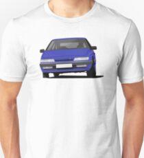Citroën XM in blue T-Shirt