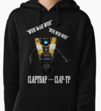 CLAPTRAP Pullover Hoodie