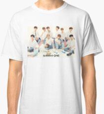Wanna One - Group  Classic T-Shirt
