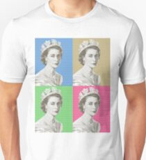 God Save The Queen x 4 T-Shirt