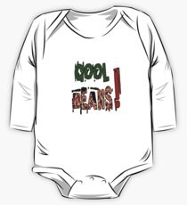 Cool Beans One Piece - Long Sleeve
