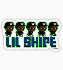 Lil Shipe - Retro Gaming Sticker