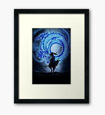 Dragonsoul archer Framed Print