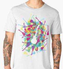 Rainbow Guitars Men's Premium T-Shirt