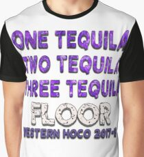 Tequila at Homecoming! Graphic T-Shirt