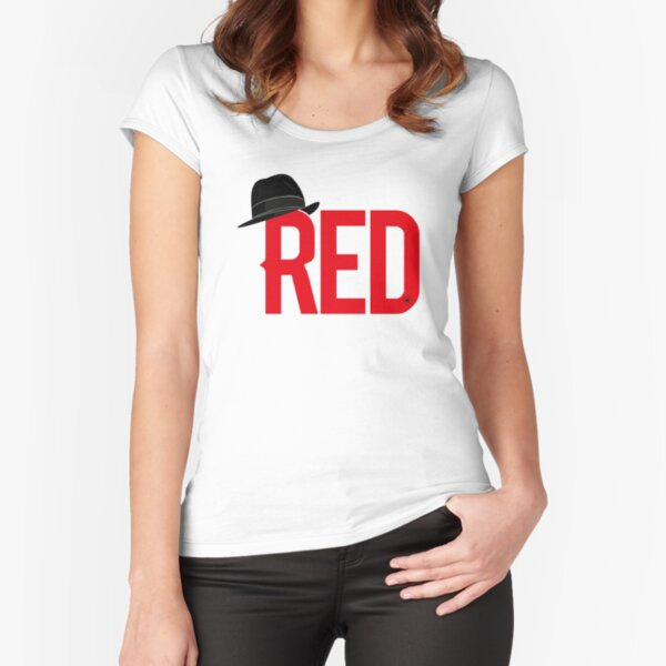 'Red' Reddington Fitted Scoop T-Shirt